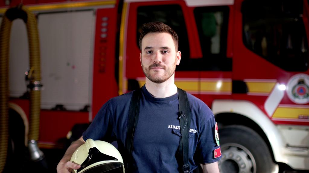 A szabadtéri tüzek megleőzhetőek! című videó előképe